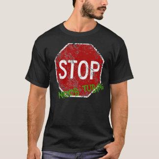 Arrêtez la tuyauterie de Noob T-shirt
