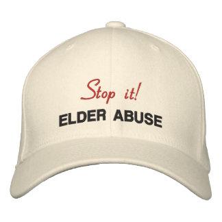 Arrêtez-le ! casquette brodée