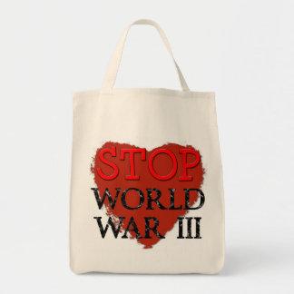 Arrêtez le sac de guerre !