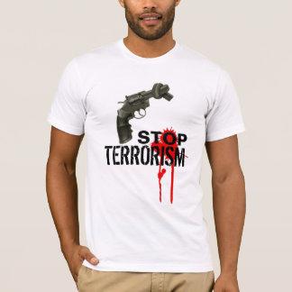 Arrêtez le terroriste t-shirt