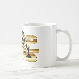 Arrêtez les guerres mug