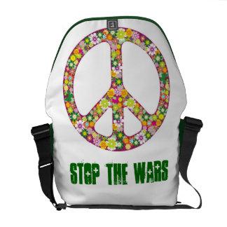 Arrêtez les guerres sacoches
