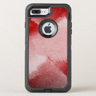 arrière - plan abstrait de peinture coque OtterBox defender iPhone 8 plus/7 plus