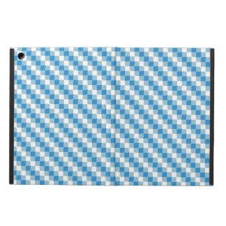 arrière - plan Bleu-blanc de carrés