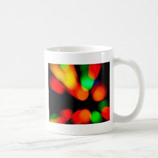 Arrière - plan brouillé de couleur mug