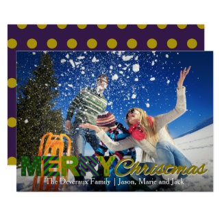 Arrière - plan coloré de point de polka de la carton d'invitation  12,7 cm x 17,78 cm