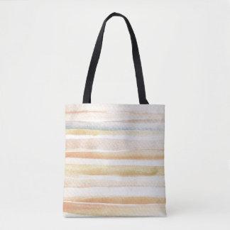 Arrière - plan d'art d'aquarelle, texture sac