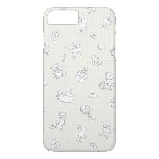 Arrière - plan de bébé coque iPhone 7 plus