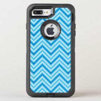 Arrière - plan de motif de Chevron Coque Otterbox Defender Pour iPhone 7 Plus