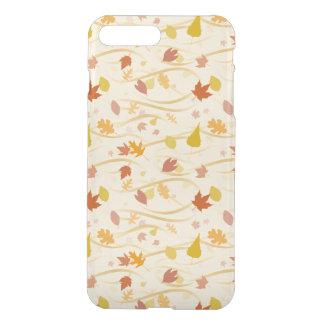 Arrière - plan de vent d'automne coque iPhone 7 plus