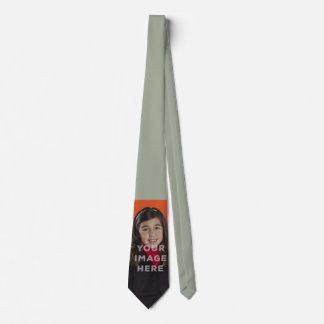Arrière - plan drôle de gris de cravate de photo