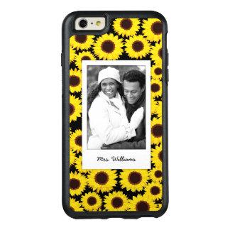 Arrière - plan fait sur commande de photo et de coque OtterBox iPhone 6 et 6s plus