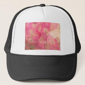 arrière - plan floral casquette