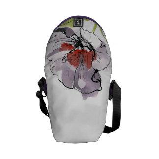 Arrière - plan floral peint par résumé 3 sacoche