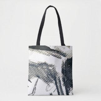 Arrière - plan grunge abstrait, texture d'encre. 3 sac