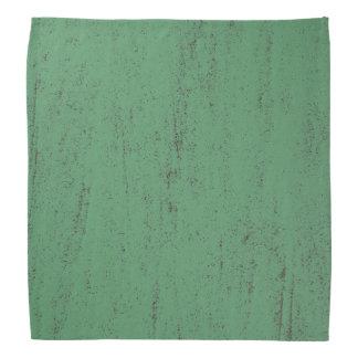 arrière - plan grunge de texture de peinture verte bandana