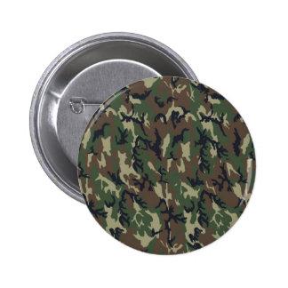 Arrière - plan militaire de camouflage de forêt pin's