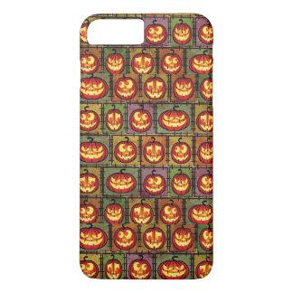 Arrière - plan minable de Halloween Coque iPhone 7 Plus