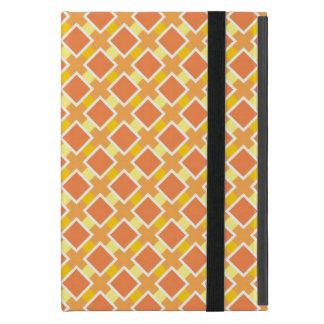 Arrière - plan orange ensoleillé rétro protection iPad mini