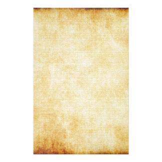 arrière - plan - papier parcheminé papier à lettre customisable
