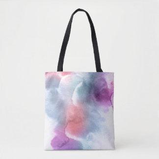 Arrière - plan peint à la main 10 d'aquarelle sac