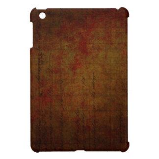 Arrière - plan sale foncé de peinture coques pour iPad mini