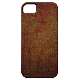Arrière - plan sale foncé de peinture coques Case-Mate iPhone 5