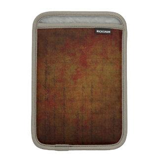 Arrière - plan sale foncé de peinture housses iPad mini