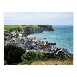 Arromanches, Normandie, France - carte postale