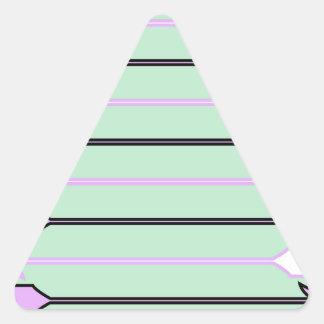Arrow1.jpg Sticker Triangulaire