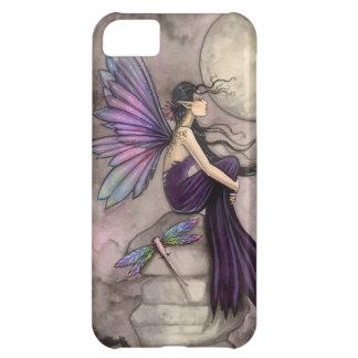 Art à la dérive d'imaginaire de fée et de coque iPhone 5C