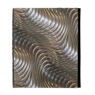 Art abstrait 129 coques iPad folio