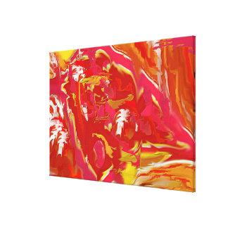 Art abstrait de CATALYSEUR, grand Toiles