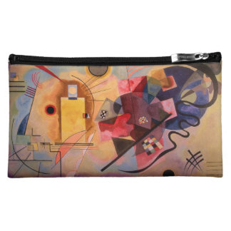 Art abstrait de Kandinsky Pochettes Make-up
