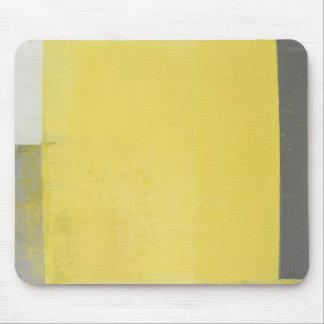 tapis de souris jaune et gris. Black Bedroom Furniture Sets. Home Design Ideas