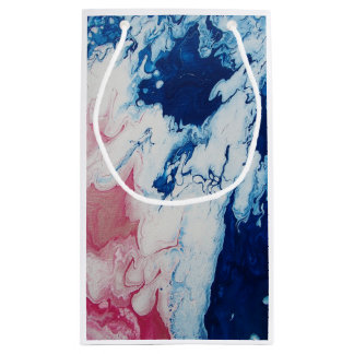 """Art abstrait sur le petit sac """"croissance """" de"""