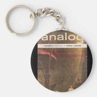 Art analogue de _Pulp de v073 n01 (1964-03. Conde Porte-clé Rond