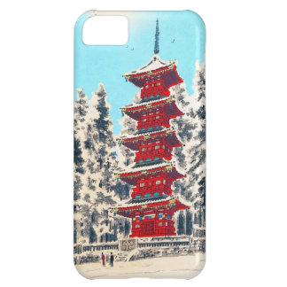 Art antique classique japonais oriental frais de t coques pour iPhone 5C