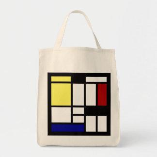 Art carré moderne sacs
