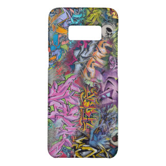 Art coloré de conception de graffiti coque Case-Mate samsung galaxy s8