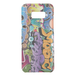 Art coloré de conception de graffiti coquer get uncommon samsung galaxy s8 plus