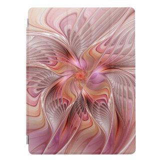 Art coloré de fractale d'imaginaire de papillon protection iPad pro