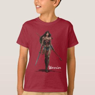 Art comique Bataille-Prêt de femme de merveille T-shirt