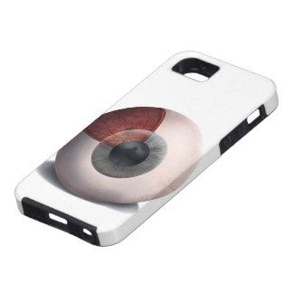 Art d'anatomie d'oeil humain - cas protecteur de l coques iPhone 5 Case-Mate