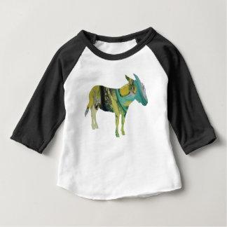 Art d'âne t-shirt pour bébé