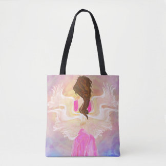 Art d'ange de The Sun de visage Sac