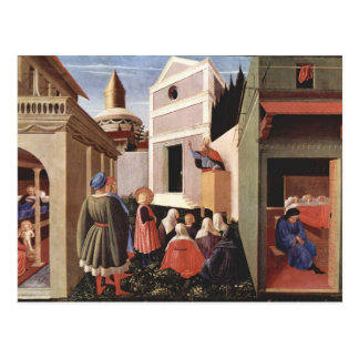Art d'ATF Angelico Cartes Postales