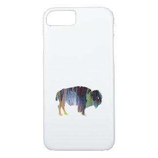 Art de bison coque iPhone 7
