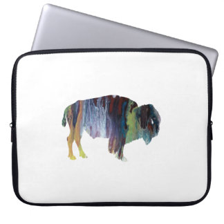 Art de bison trousses pour ordinateur portable