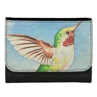Art de bleu de colibri